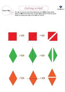 Spielgaben Worksheet 7 level 2
