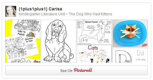 The Dog Who Had Kittens Pinterest Board