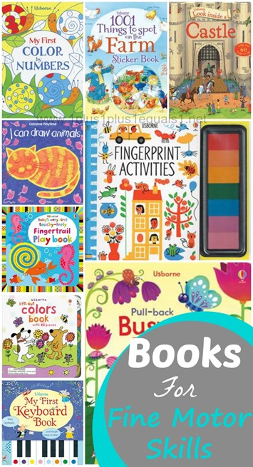 15 Unique Books for Fine Motor Skills
