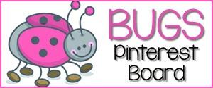 Bugs Pinterest Board