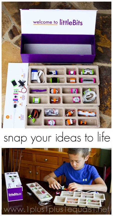 littleBits Electronics Review