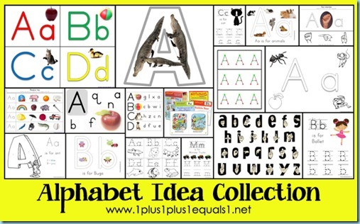Alphabet Idea Collection