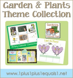 Garden and Plants Theme Collection