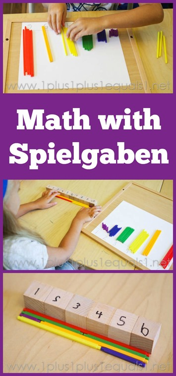 Math with Spielgaben