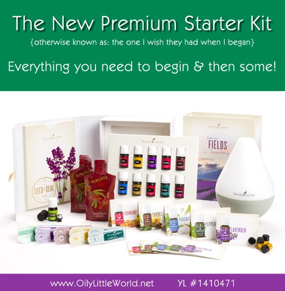 Young Living Premium Starter Kit June 2015