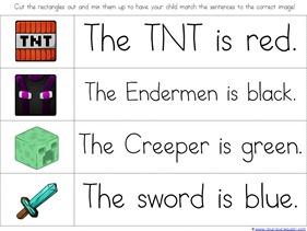 Minecraft Printables (9)