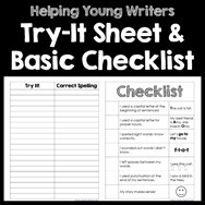Young-Writer-Printables