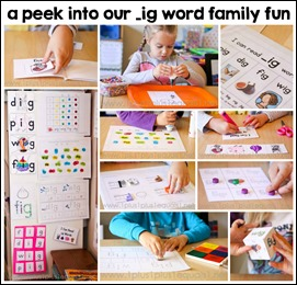 ig word family fun 2