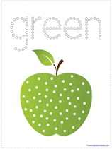 Apple Qtip Painting (10)