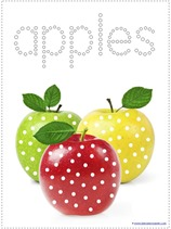 Apple Qtip Painting (7)