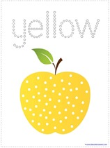 Apple Qtip Painting (9)