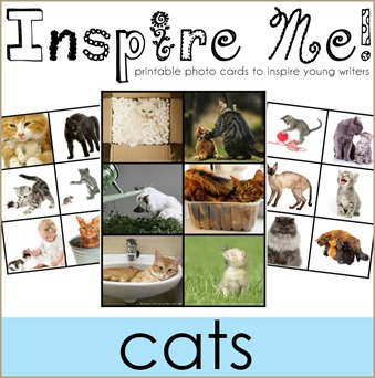Inspire Me Story Starters Cats