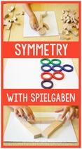 Exploring Symmetry with Spielgaben