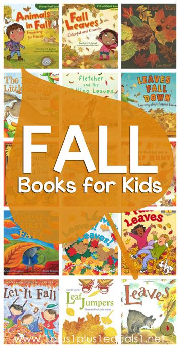 Fabulous Fall Books for Kids