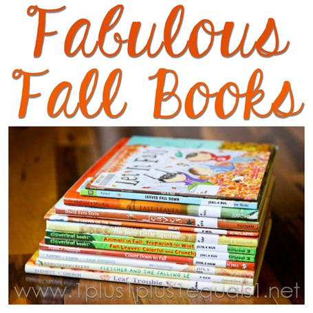 Fabulous Fall Books