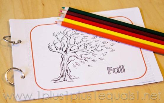 Fall Leaf Coloring -9542