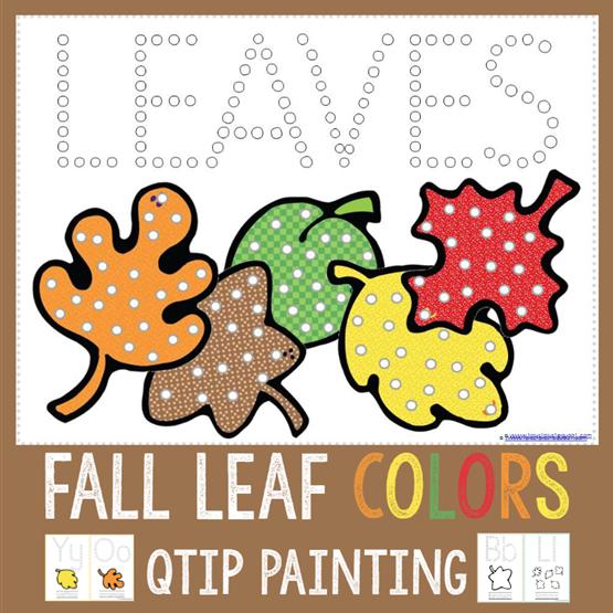 Fall Leaf Qtip FB