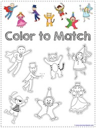 Costume Kids Coloring (14)