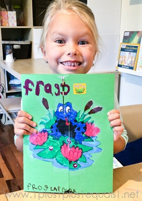Frog Lapbook -0390