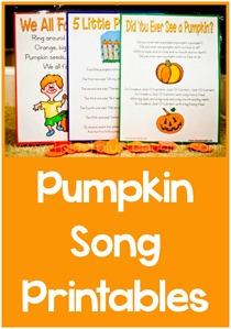 Pumpkin Songs
