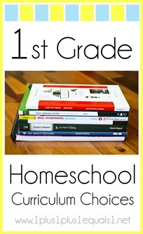1st Grade Homeschool Curriculum Choices[6]