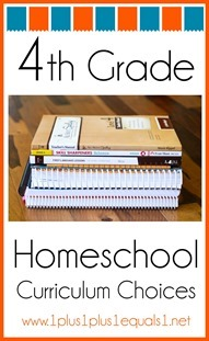 4th Grade Homeschool Curriculum Choices[4]