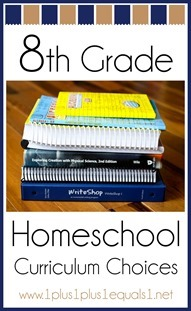 8th Grade Homeschool Curriculum Choices[3]