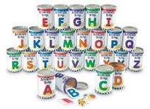 Alphabet Soup Cans
