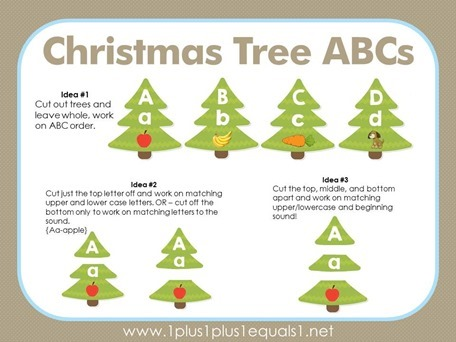 Christmas ABC Match2