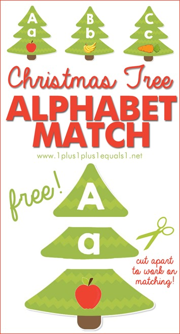 Exhilarating image with alphabet matching game printable