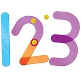 LR Number Construction