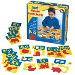 Puzzle Boards ABC