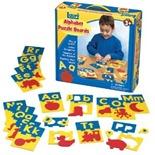 Puzzle Boards ABC