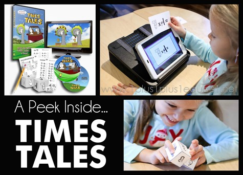 Times Tables DVD Review