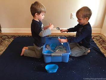 01312016 Fumbling Through Parenthood