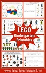 Lego-Kindergarten-Printables