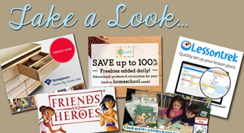 Homeschool Blog Sponsors Feb 2016