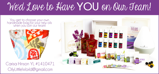 Young Living 2016 OLW Footer