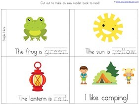 Camping Theme Preschool Printables (16)