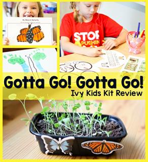 Ivy Kids Kit Gotta Go Gotta Go