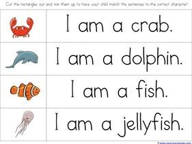 Ocean Animals Preschool Printables (19)