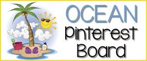 Ocean Pinterest Board