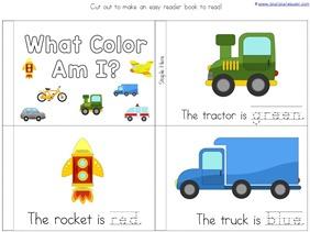 Transportation Preschool Printables (14)