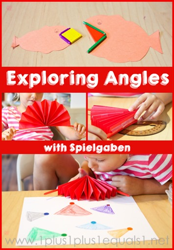 Exploring Angles with Spielgaben