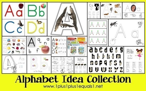 Alphabet-Ideas