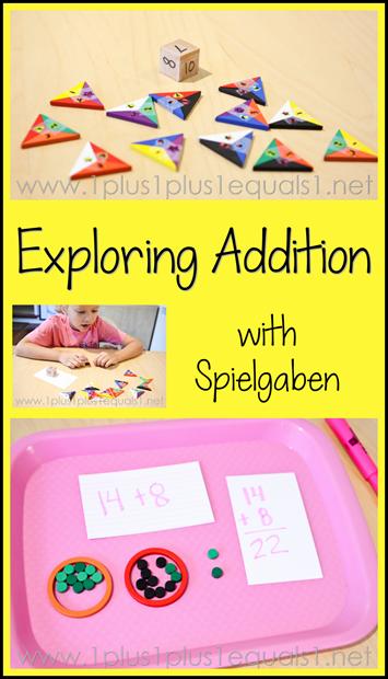 Exploring Addition with Spielgaben