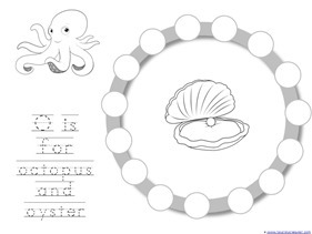 Ocean Animals Dot Fun Printables (6)