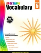 Vocabulary Grade 5