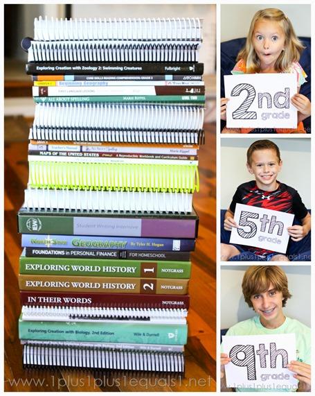 Homeschool 2016-2017