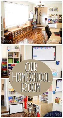 Homeschool Room 2015-2016